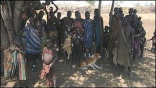 Gambellan pastoral farmers