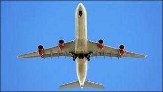 Virgin Atlantic Airbus aircraft A340-642
