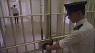 A prison warden