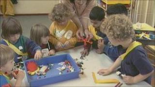 Children playing - generic