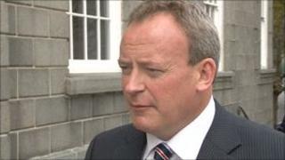 Guernsey Chief Minister Deputy Lyndon Trott