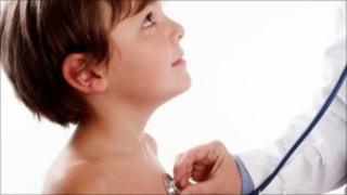 Child examination