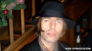 Liam Gallagher in Town Bar