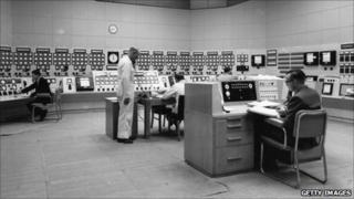 Berkeley nuclear power station