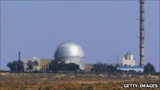 Dimona nuclear facility, Israel