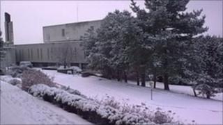 Aberystwyth University, Penglais campus