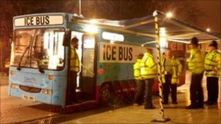 Ice Bus