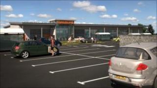 Sainsbury plan Wadebridge