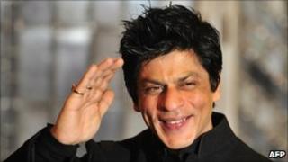 Bollywood actor Shah Rukh Khan (file photo)