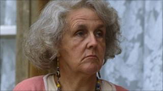 Stephanie Cole in Waiting for God