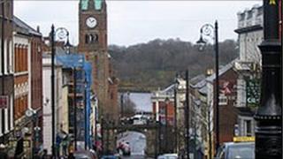 Shipquay Street, Derry