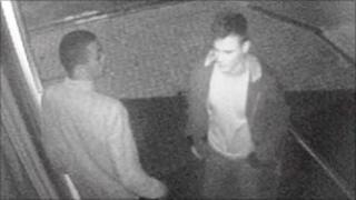 Hampton Court assault CCTV
