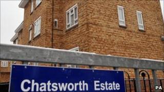 Chatsworth Estate in Clapton