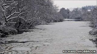Frozen River Exe