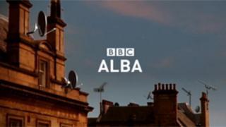 BBC Alba indent