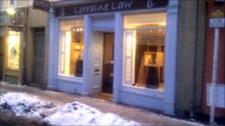 Lorraine Law's store