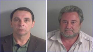 Edward Parker and David Steele