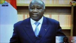Laurent Gbagbo (21 December 2010)