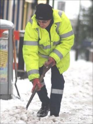 Snow clearing (generic)