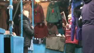 Market in Volgograd