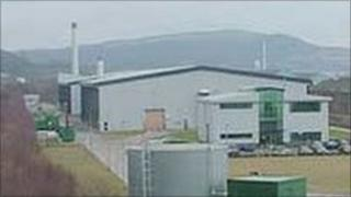 Crymlyn Burrows Materials Recovery and Energy Centre