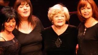 A scene from Lyn Mackay's Swansea Women