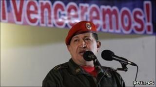 Hugo Chavez, 28 Dec