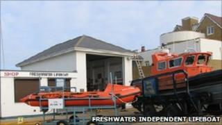 Freshwater Independent Lifeboat Station