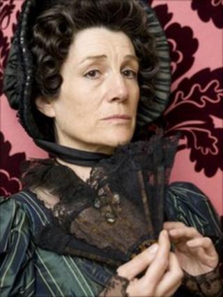Dame Harriet Walter in Little Dorrit