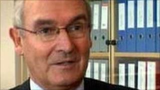 Former politician Frank Walker
