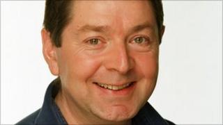 Graham Seed plays Nigel Pargetter