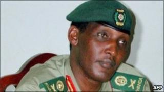 Lt Gen Faustin Kayumba Nyamwasa (file photo)