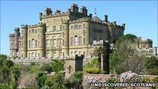 Culzean Castle/Pic: Undiscovered Scotland