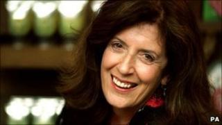 Body Shop founder Dame Anita Roddick