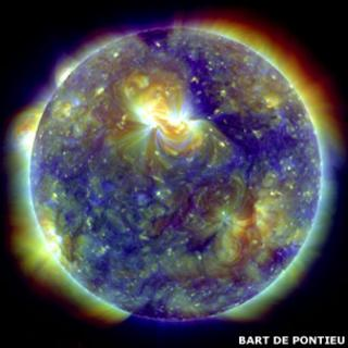 Solar atmosphere (Bart De Pontieu)