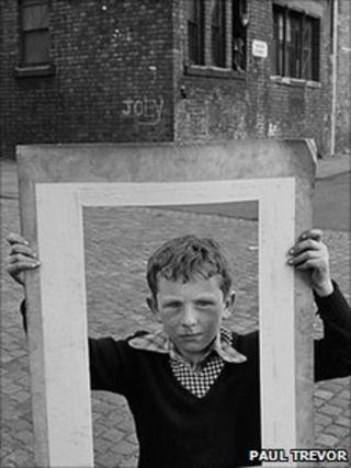 Paul Trevor photograph