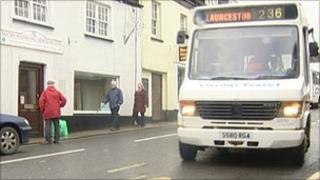 Launceston bus