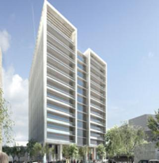 Artist impression of new Admiral HQ in Cardiff