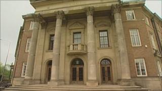 Derby City Hall