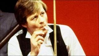 ~Alex Higgins