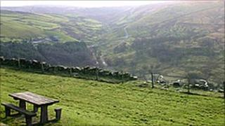 Worsthorne Moor courtesy of United Utilities