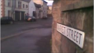 market street, newtownards