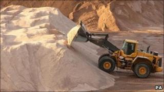 Winsford Salt Mine