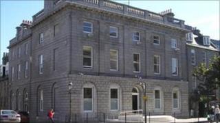 Aberdeen High Court [Pic: Crown Copyright]