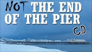 Not the End of the Pier CD cover