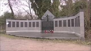 The East London memorial after the latest incident