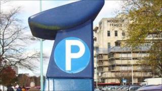 Parking meter - generic