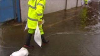 Flooding (generic)
