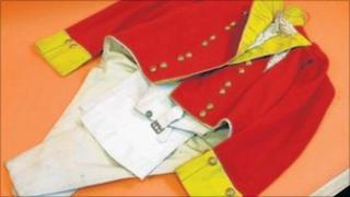 Militia uniform