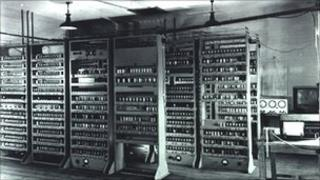 Edsac, Computer Laboratory, University of Cambridge